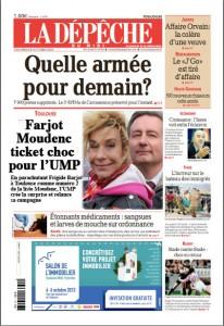 Jean-Luc Moudenc présente la première personnalité de sa future liste dans PRESSE une-ddm-206x300